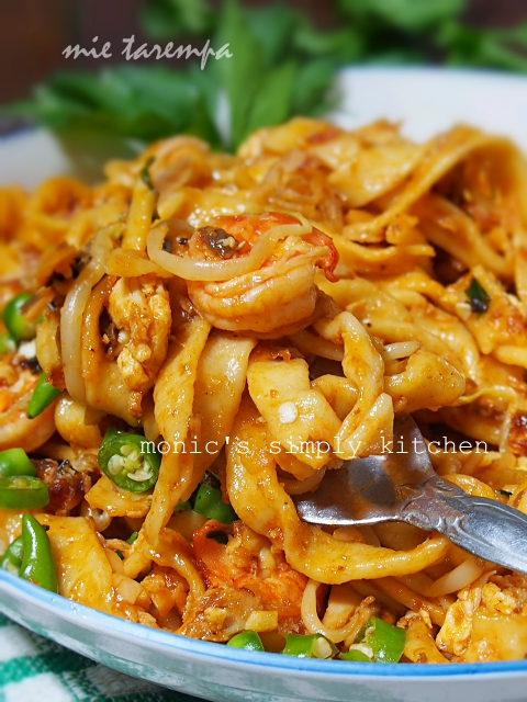 mie tarempa homemade egg noodles