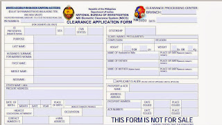 TIPS IN HOW TO APPLY NBI CLEARANCE EASILY