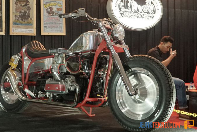 Javanese Motorbikes Launch, Are There Relationships with Indonesia?