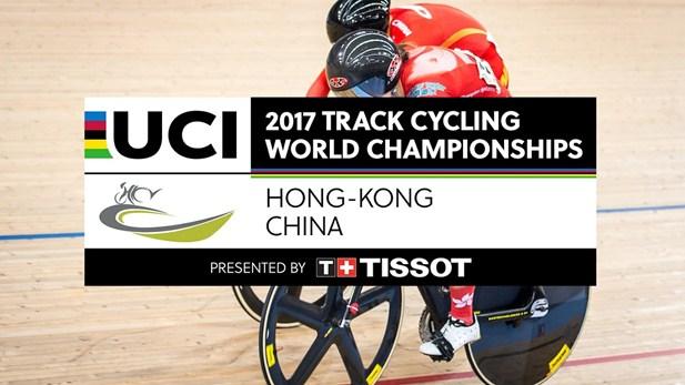 CICLISMO EN PISTA - Mundial 2017 (Hong Kong)