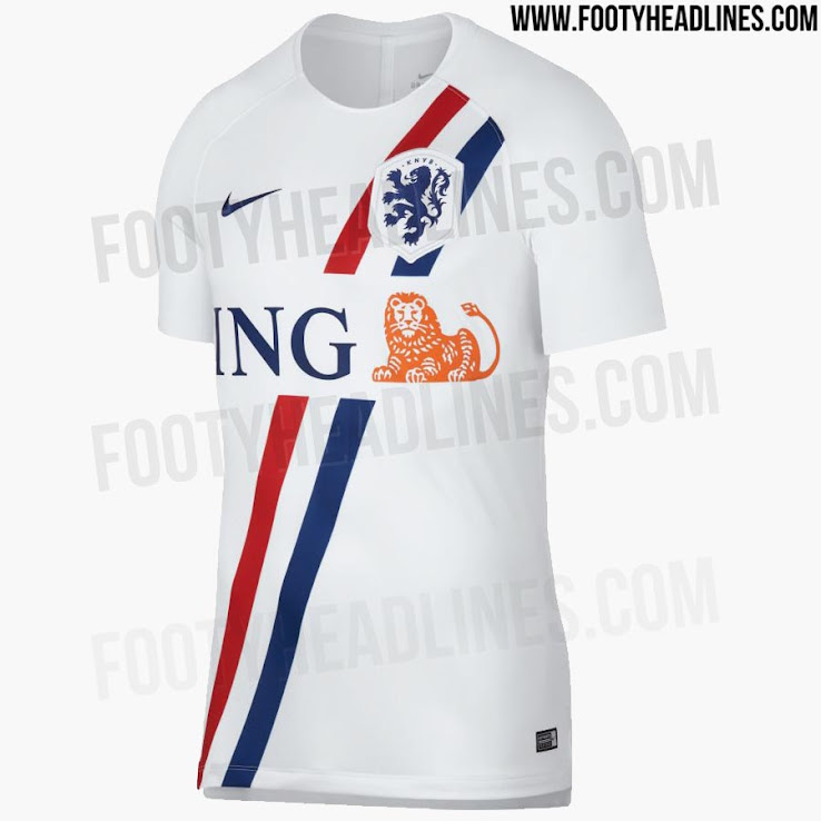wholesale dealer d1a1e 5d09a Same Design As New Kit?! Nike Netherlands 2018 Pre-Match ...