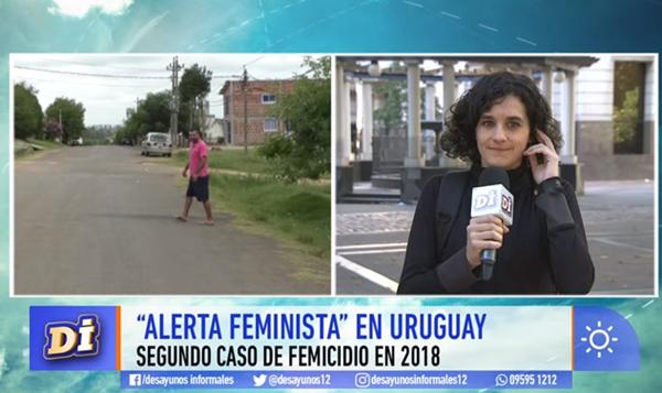 Coordinadora de Feminismos del Uruguay