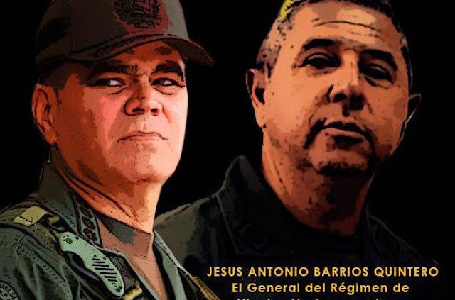 DESCUBREN A TESTAFERRO DE VLADIMIR PADRINO, JESÚS ANTONIO BARRIOS QUINTERO CON NEGOCIOS EN FLORIDA