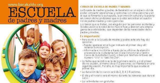 Escuelas de padres y madres