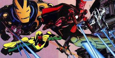 6 Macam Avengers Teraneh dan Terunik dalam Marvel Comics