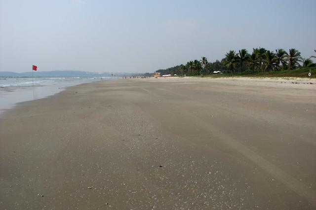 Arossim Beach, Goa, India, Photo indivue.com