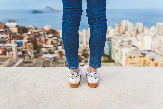 adidas Originals Superstar Rio de Janerio