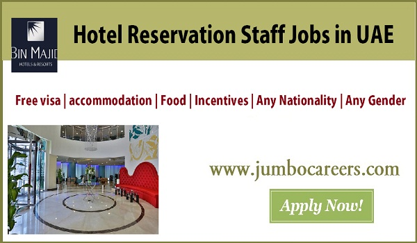 latest hotel jobs in UAE,Hotel jobs for Indians in Ras Al Khima,