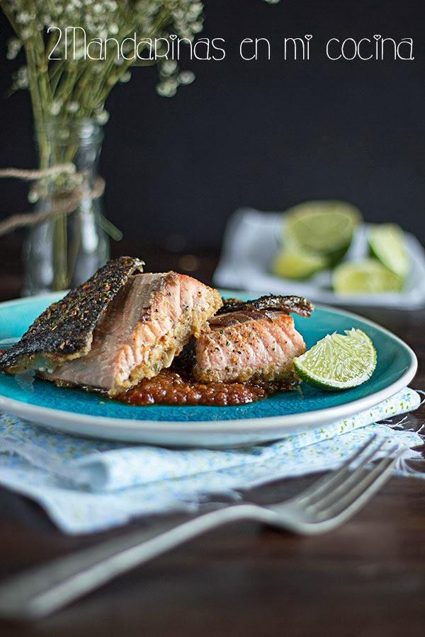 como preparar salmon al estilo asiatico de jamie oliver