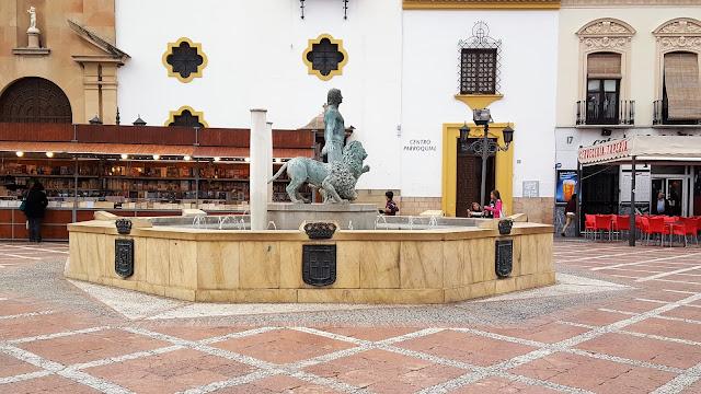 Plaza del Socorro, Ronda, Málaga, Andalucía, Elisa N, Blog de Viajes, Lifestyle, Travel