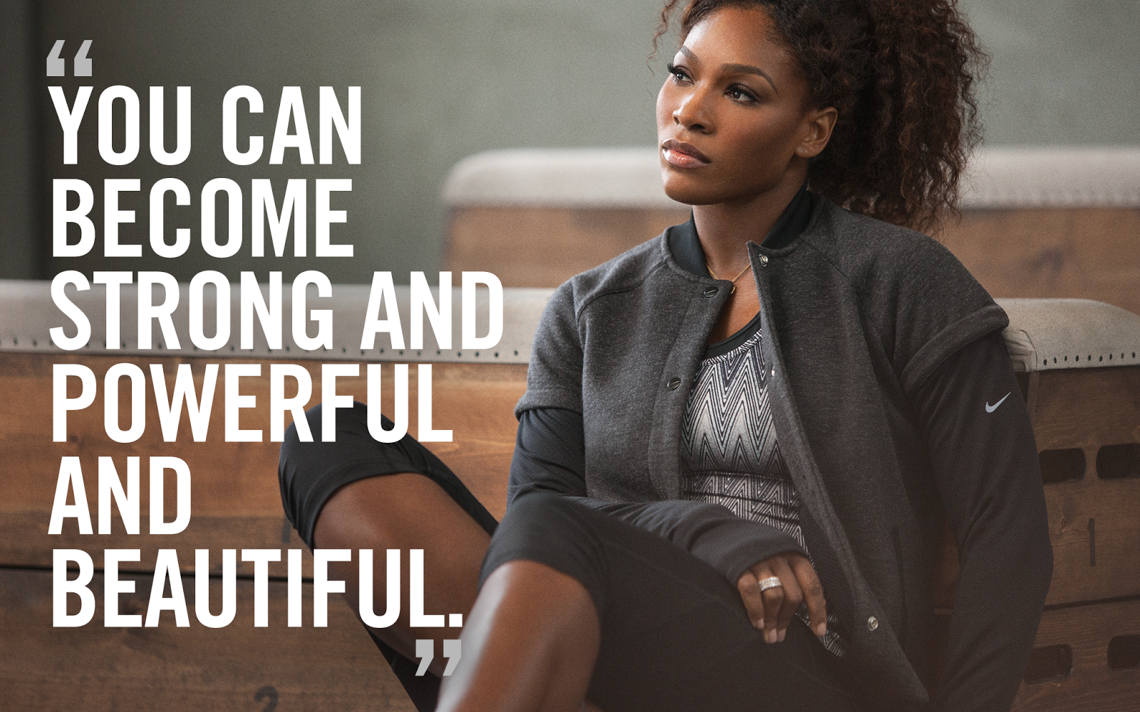 Reason to Play: Serena Williams Core Power for NTC  Reason to Play:...