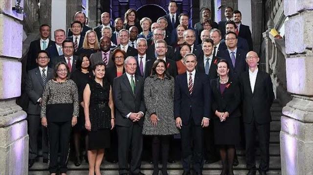 Alcaldes de EEUU piden a Obama más protección para inmigrantes