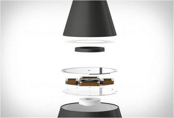 Light Light Levitating Lamp