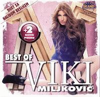 Violeta Miljkovic Viki - Diskografija  Viki_Miljkovic_2011_Best_of_prednja