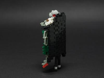 ナノブロック で 吸血鬼