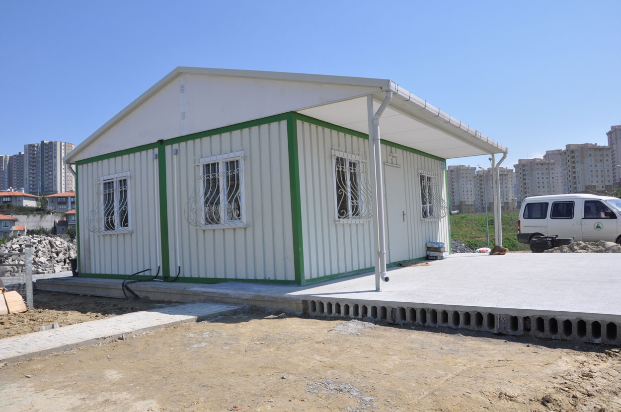 Containerhaus Shipping Container Homes Karmod Istanbul Turkey