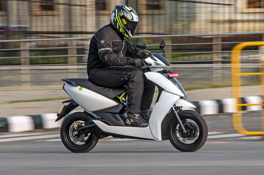 Ather Energy introduces new subscription plans for electric scooter Ather 340 and Ather 450