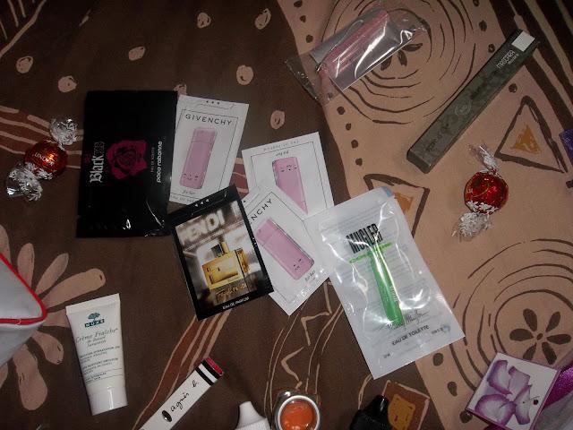 échantillons parfums Swap