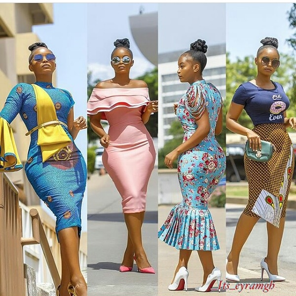 Ankara Styles 2018 latest ankara trends Frican ankara fashion styles  popular dress styles
