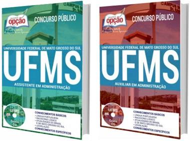 Apostila Concurso UFMS 2017