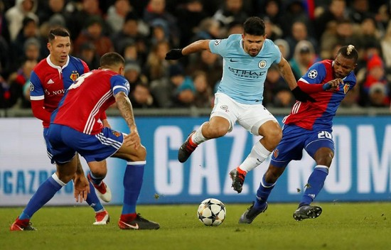 Prediksi Manchester City vs Basel Liga Champions