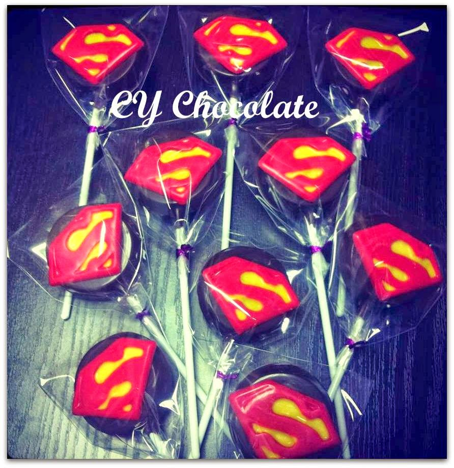 OREO CHOCOLATE SUPERMAN