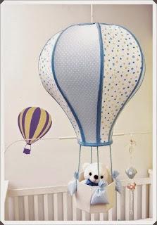 Elişi Balon Şeklinde Avize Modeli Kendin Yap, Resimli Açıklamalı