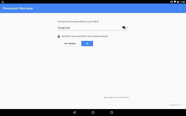 Cara Mengatur Google Chromecast pada TV anda