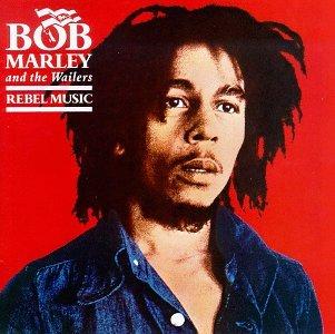Bob Marley-Rebel Music