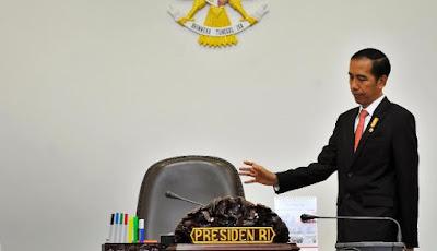 Dua Tahun Jokowi, Istana Sebut Pemberantasan Korupsi Turun
