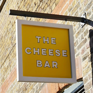 the cheese bar in camden market