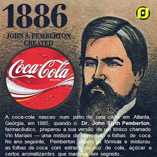 Resultado de imagem para farmacêutico John Pemberton