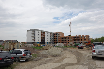 Osiedle Piastowskie, rozwój budownictwa mieszkaniowego