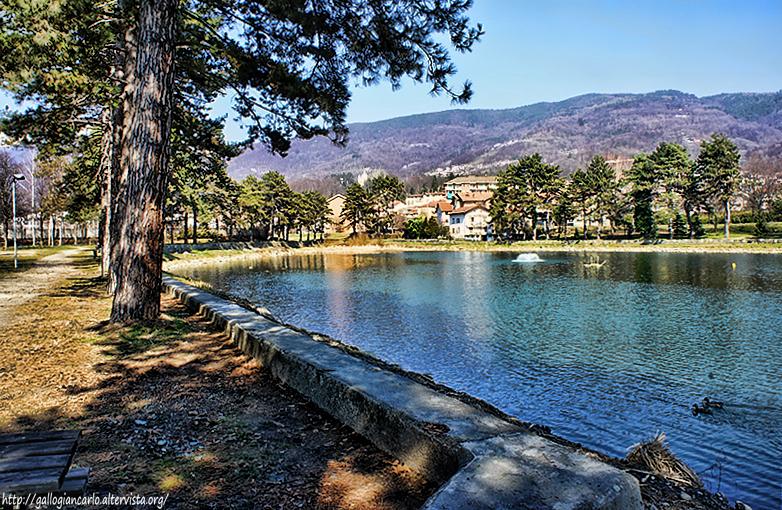 Fotografie e altro il laghetto di villar perosa to for Il laghetto