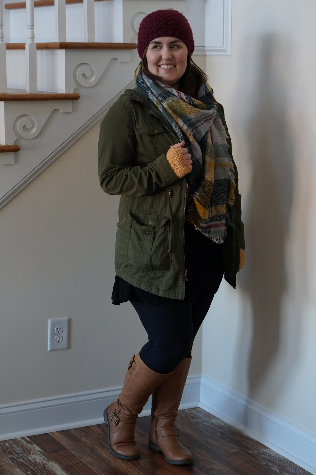 WINTER STYLE | BUNDLED UP WITH THE FLOURISH MARKET by popular North Carolina style blogger Rebecca Lately
