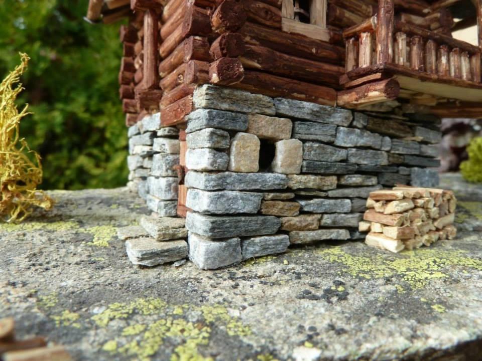 Artigianato fai da te made in italy varie artigianato - Costruire casa in pietra ...