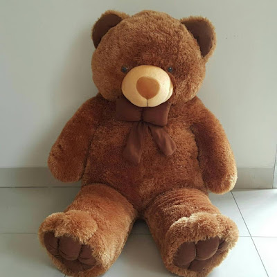 Jual Boneka Teddy Bear Jumbo
