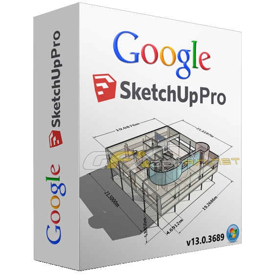 Internet Zone: SKETCH UP PRO 2014