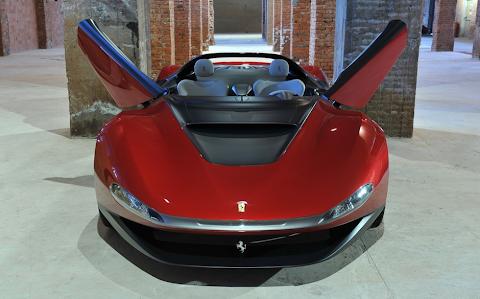 Ferrari to build Pininfarina Sergio Concept