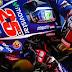 MotoGP: Viñales marcó la pole en Aragón, Rossi sorprende en primera fila