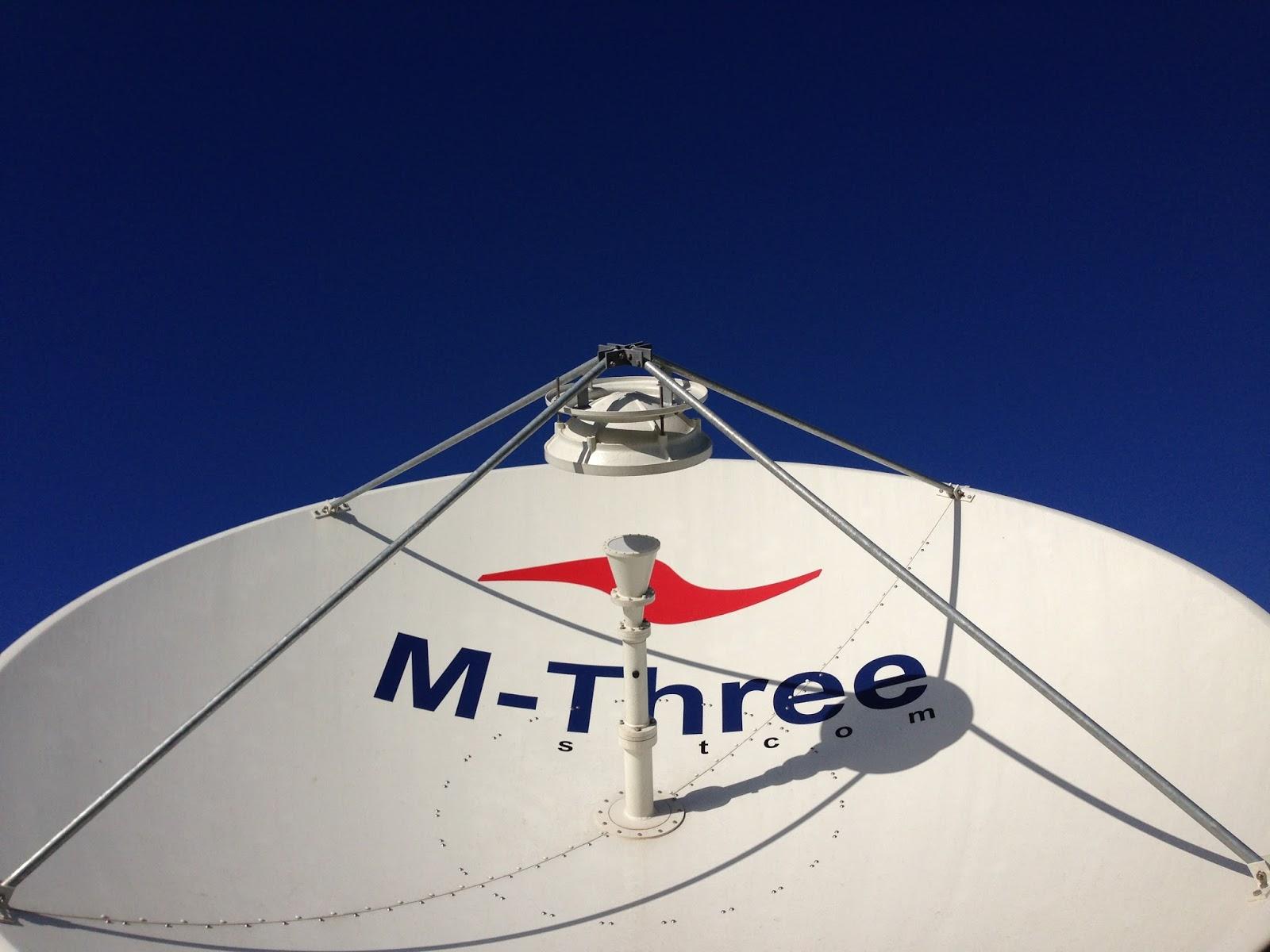 9420a5a264 M-Three Satcom entra a far parte del gruppo Giglio mantenendo la sua  struttura e indipendenza operativa e la sua missione principale, e  continuerà a ...