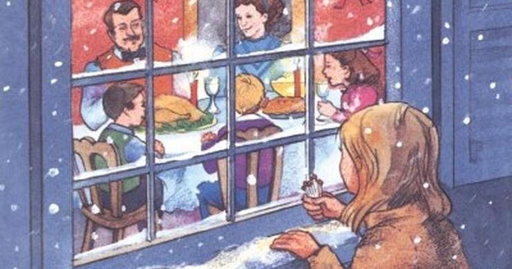 Πριν από 172 χρόνια γράφτηκε η πιο συγκινητική Χριστουγεννιάτικη ιστορία
