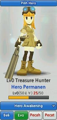 Treasure Hunter Evolution Lost Saga Indonesia