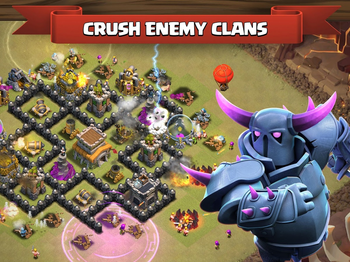 Cara Mengganti Bahasa Clash Of Clans Playing Games