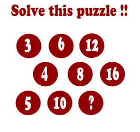 Solve this Simple Puzzle