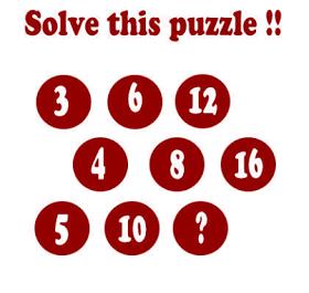 Solve this Simple Puzzle