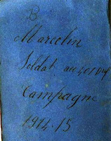 le carnet de Marcelin 1914/1915