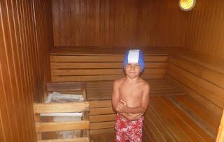 Hotel Antequera Golf. Sauna.