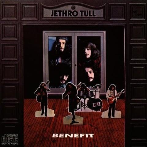 JETHRO TULL - BENEFIT (1970)
