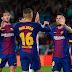 UCL: Con gol de Messi, Barcelona volvió a festejar